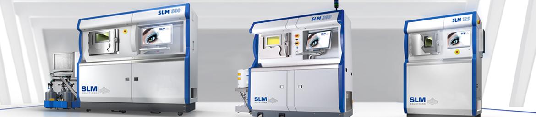 SLM 3D Metal Printers