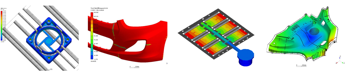 3DTIMON™ Plastic Moulding Simulation Tool from Toray Engineering D Solutions Co., Ltd.