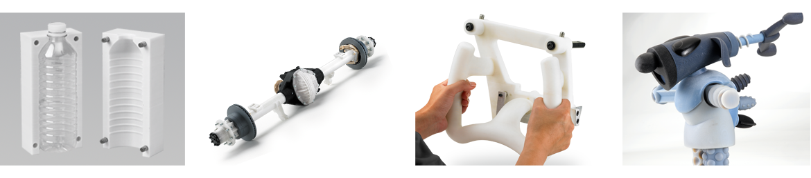 Stratasys Selective Absorption Fusion (SAF) Technology