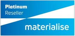 Logo of Materialise - Premium Reseller