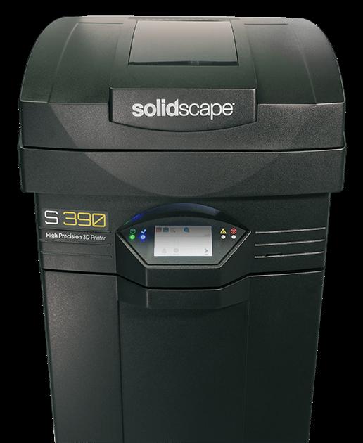 Solidscape S 390 3D Printer