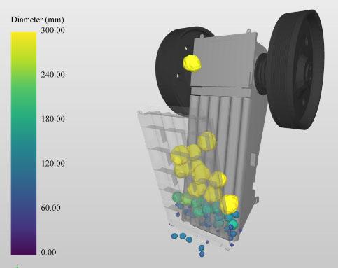 Altair EDEM - Simulation of Bulk Material